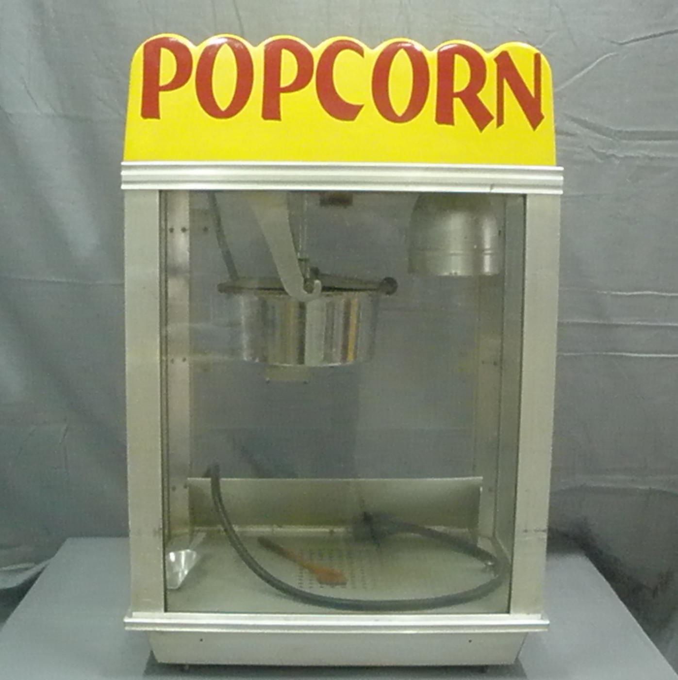 Popcornmaschine Circusevents Koeln