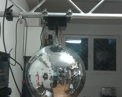 Spiegelkugel 50cm