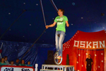 Circusevents Köln Einrad Show Navipic