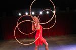 Circusevents Köln Hula-Hoop Show Navipic