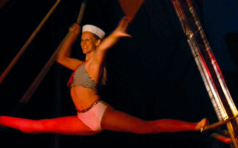 Circusevents Köln Luftanker Show