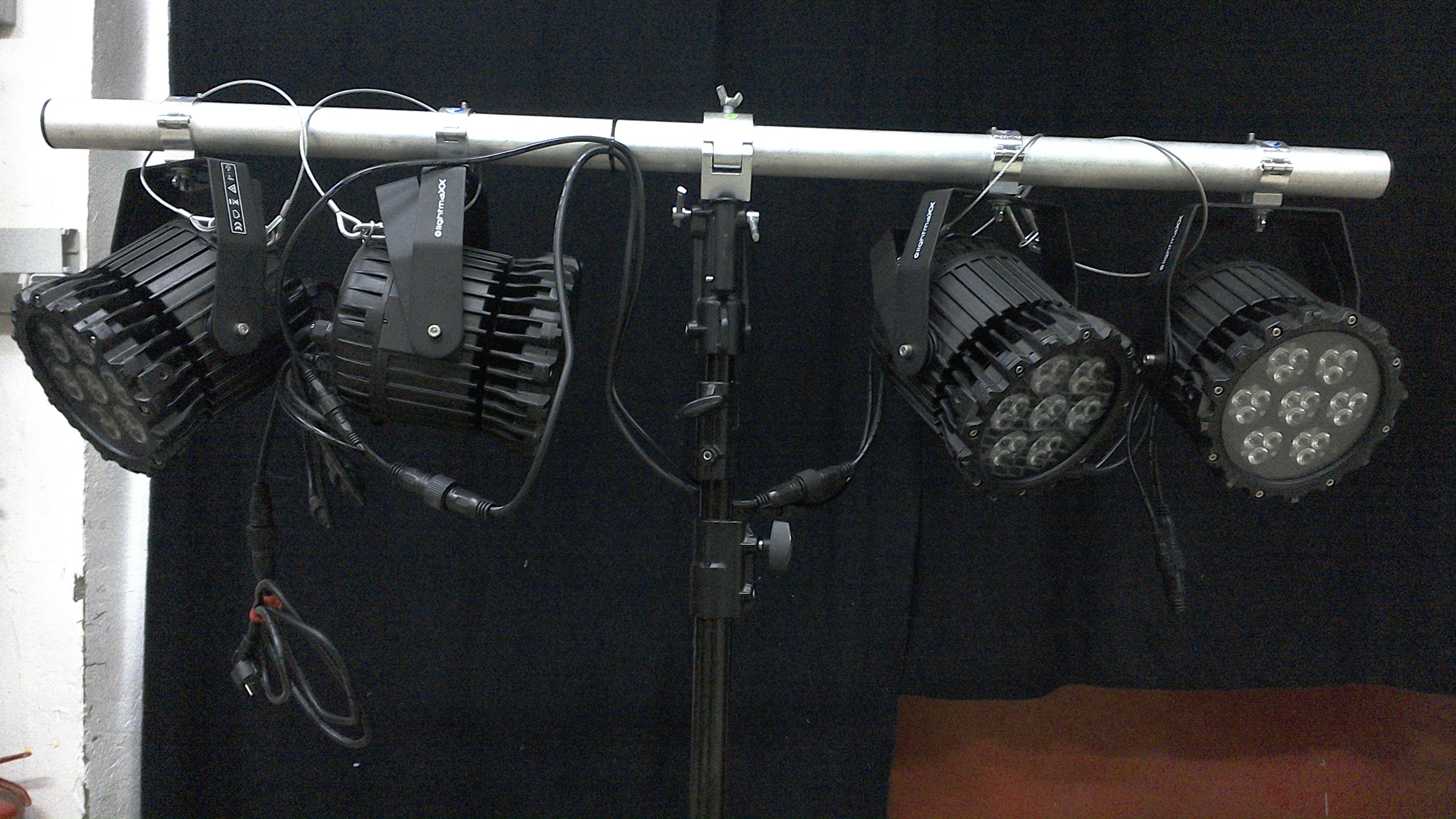 LED PAR 64 Outddor